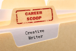 Career Scoop File, on what it's like to work as a Creative Writer