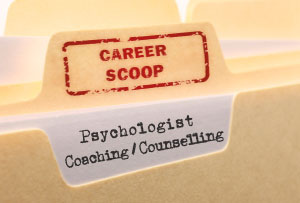 Career Scoop file, on what it's like to work as a Psychologist
