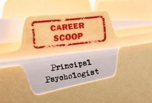 Career Scoop: Principal Psychologist