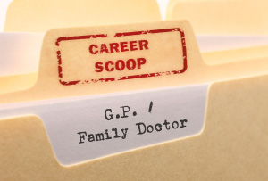 Career Scoop file, on what it's like to work as a G.P. / Family Doctor