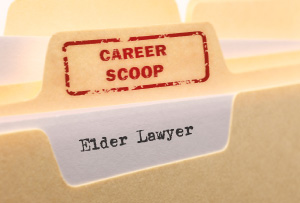Career Scoop file, on what it's like to work as an Elder Lawyer